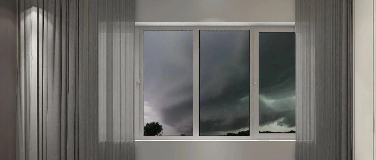 广源门窗 | 雷雨天气频频上演,怎样保持室内舒适宜人?