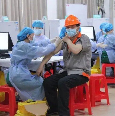 疫苗约不上?koko体育下载 集团临时接种点来了!一起苗苗苗