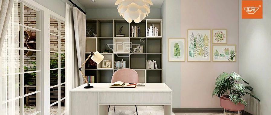 这样的书房,谁不爱?