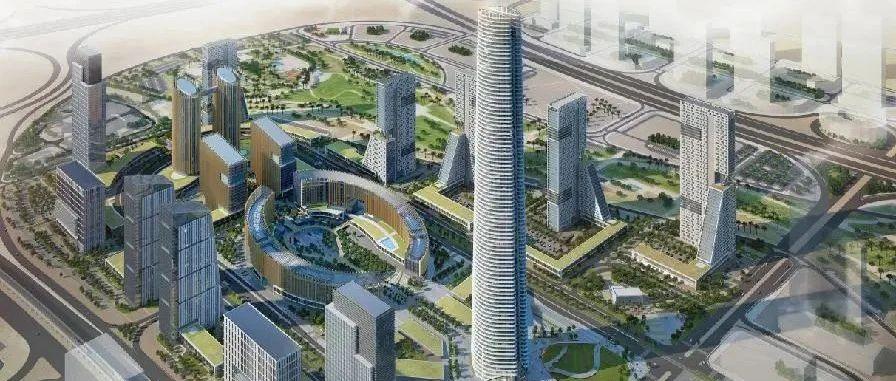 """积极开拓""""一带一路""""沿线市场——  坚美铝材助力埃及新首都建设"""