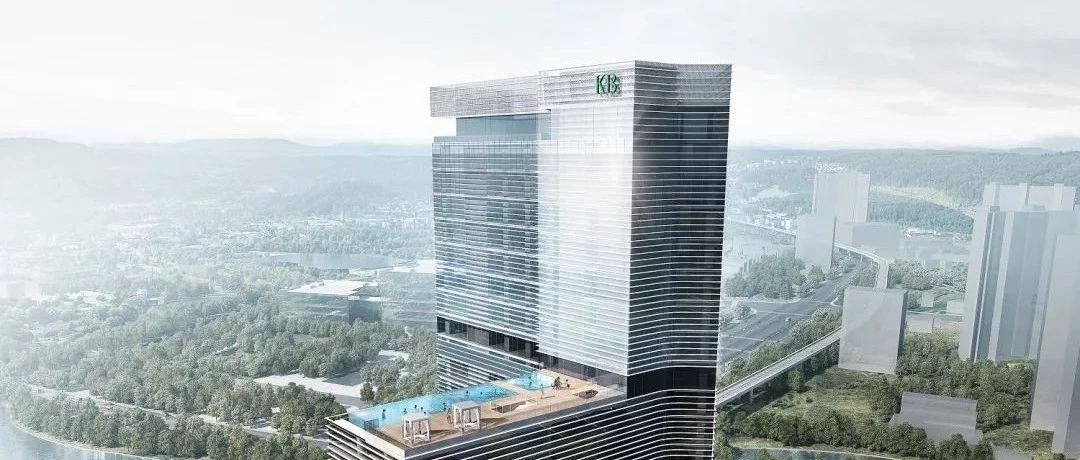 新河铝材参建粤港澳大湾区又一城市标志性建筑