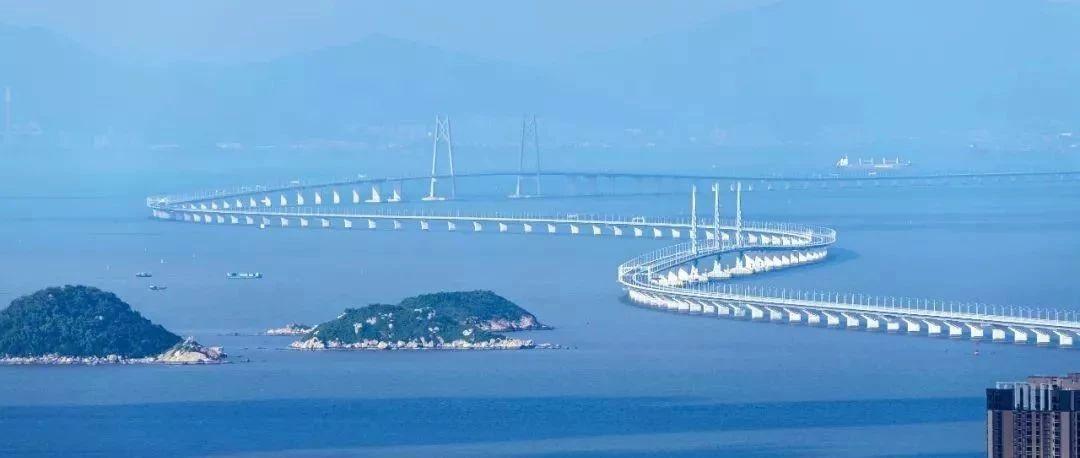 刚刚 | 习主席宣布港珠澳大桥正式开通,这10件事你要知道