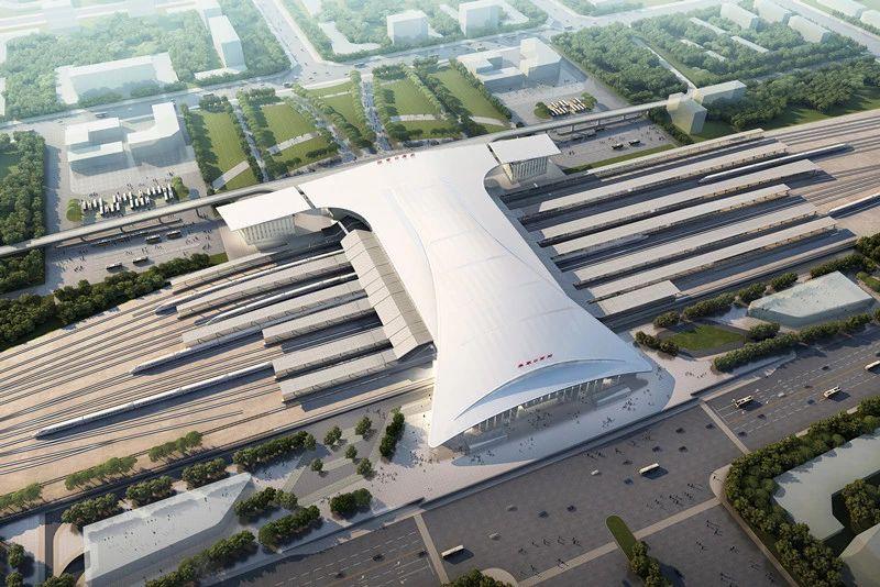 【重磅】新河铝材助力北京冬奥会,多个高铁新枢纽将应用新河产品
