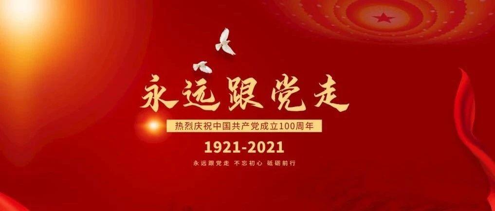朗能集團:熱烈慶祝中國共產黨成立100周年!